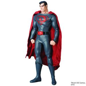 DC RED SON SUPERMAN PX RAH