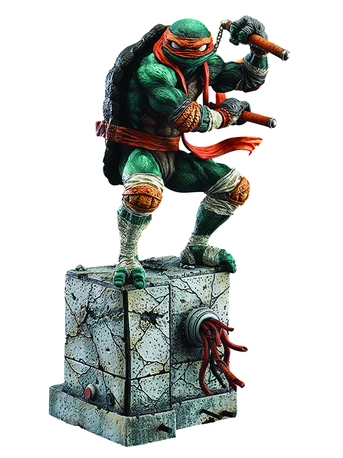 TMNT MICHELANGELO PVC FIG