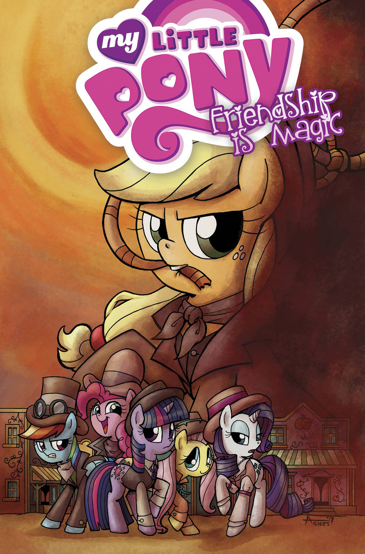 MY LITTLE PONY FRIENDSHIP IS MAGIC TP VOL 07