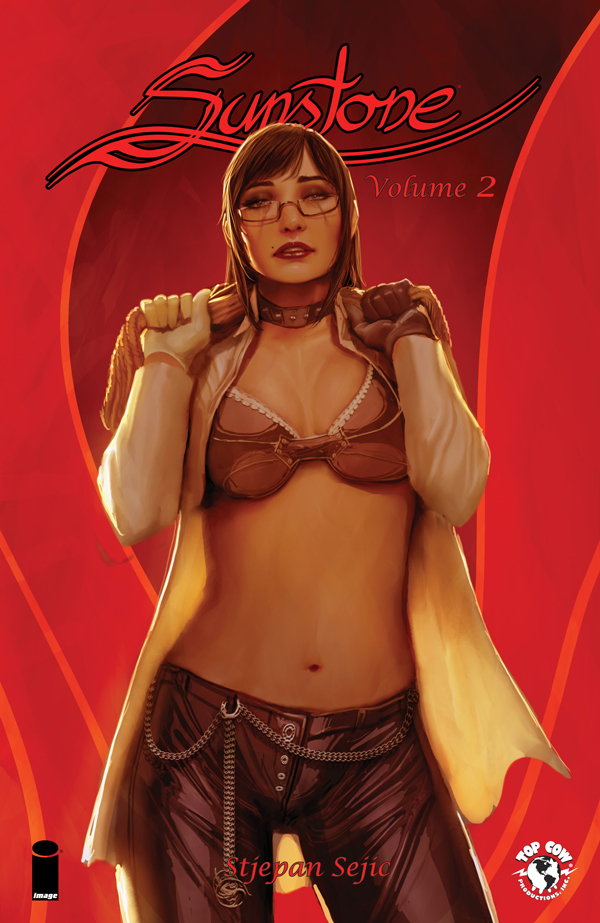 SUNSTONE OGN VOL 02 (MR)