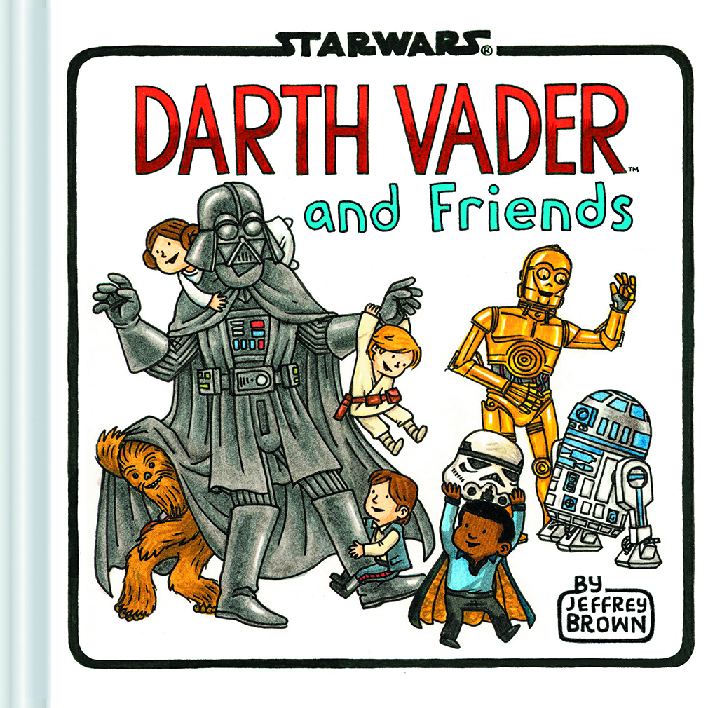 DARTH VADER & FRIENDS HC