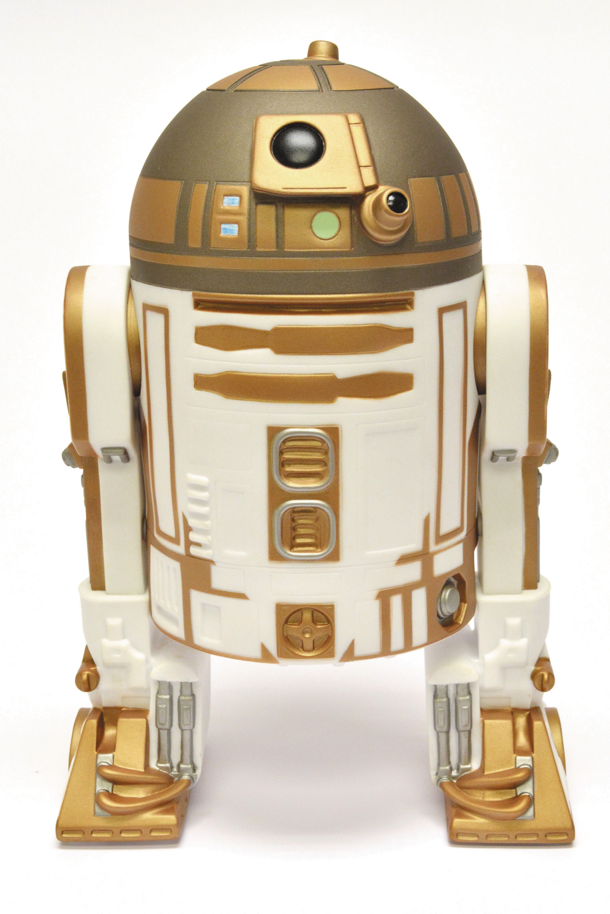 STAR WARS R4-G9 FIGURE BANK CON KICKOFF 2016