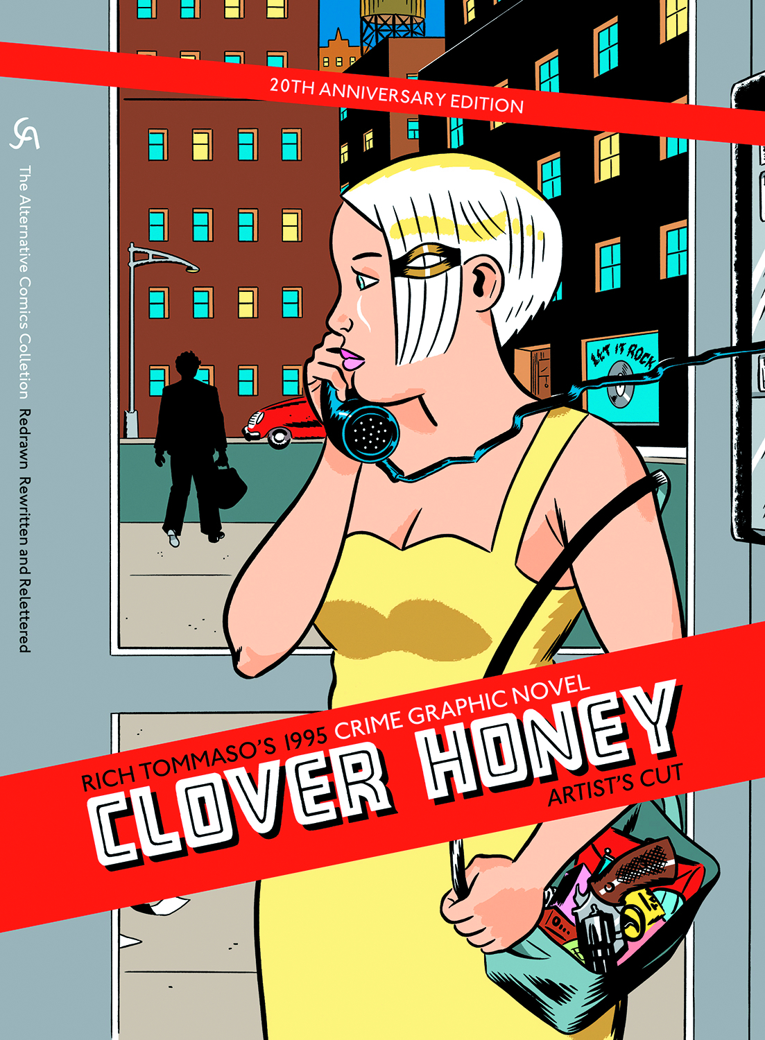 CLOVER HONEY 20TH ANNIVERSARY ED GN