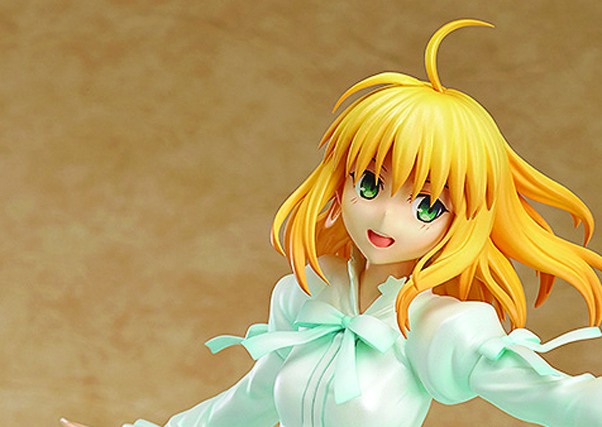 FATE STAY NIGHT SABER PVC FIG LAST EPISODE VER