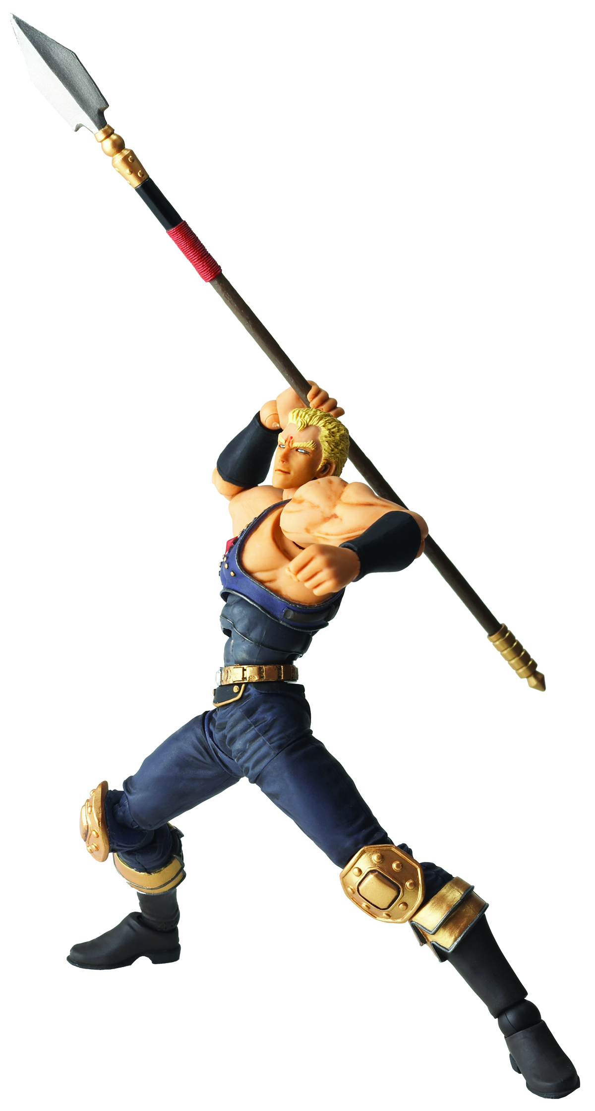 FIST OF THE NORTH STAR LR-034 THOUZER FIG