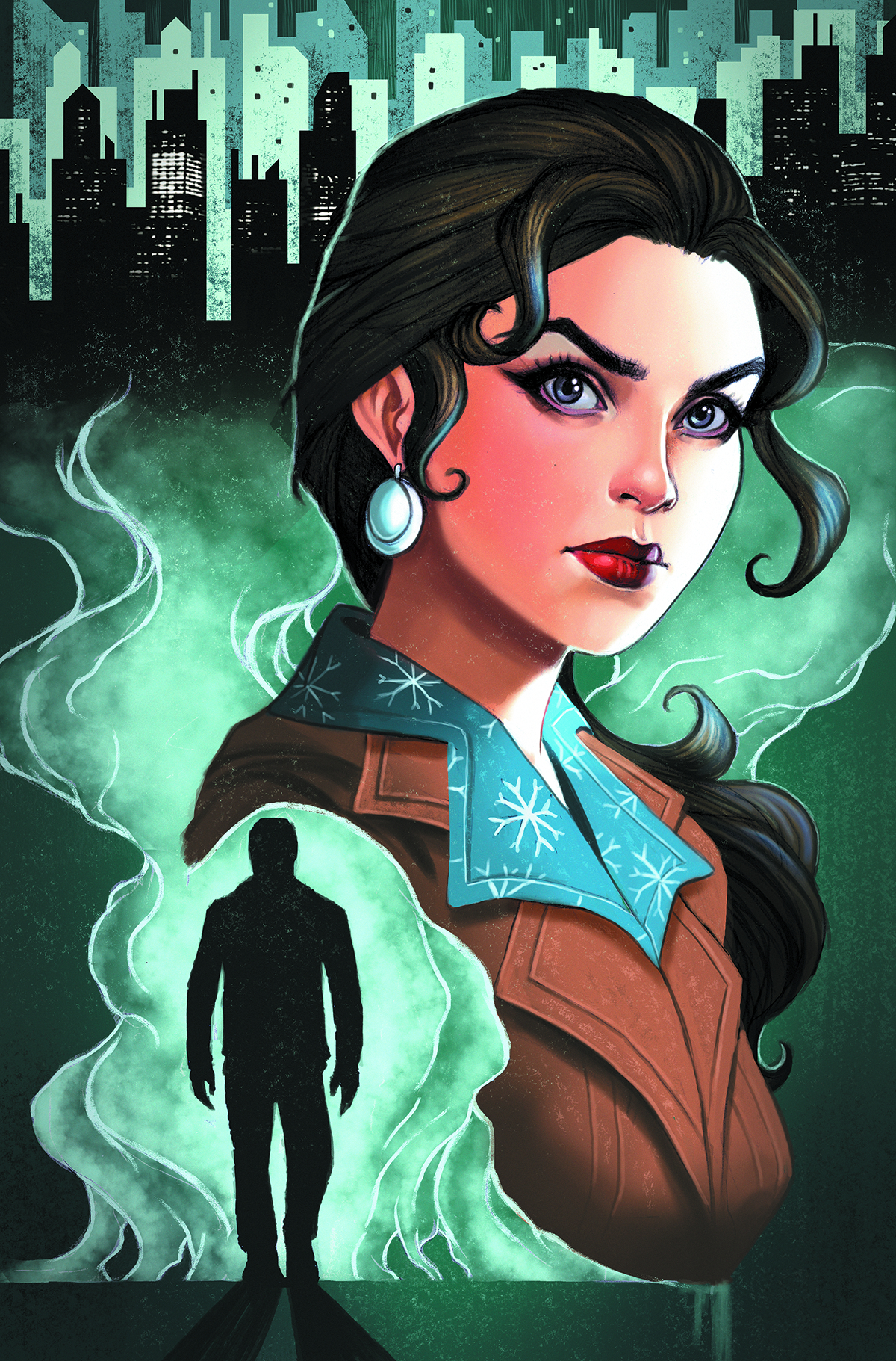 FABLES THE WOLF AMONG US #5 (MR)