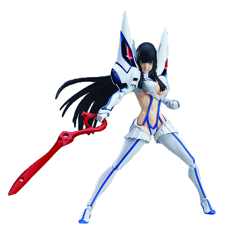 DEC148327 - KILL LA KILL SATSUKI KIRYUIN FIGMA - Previews World