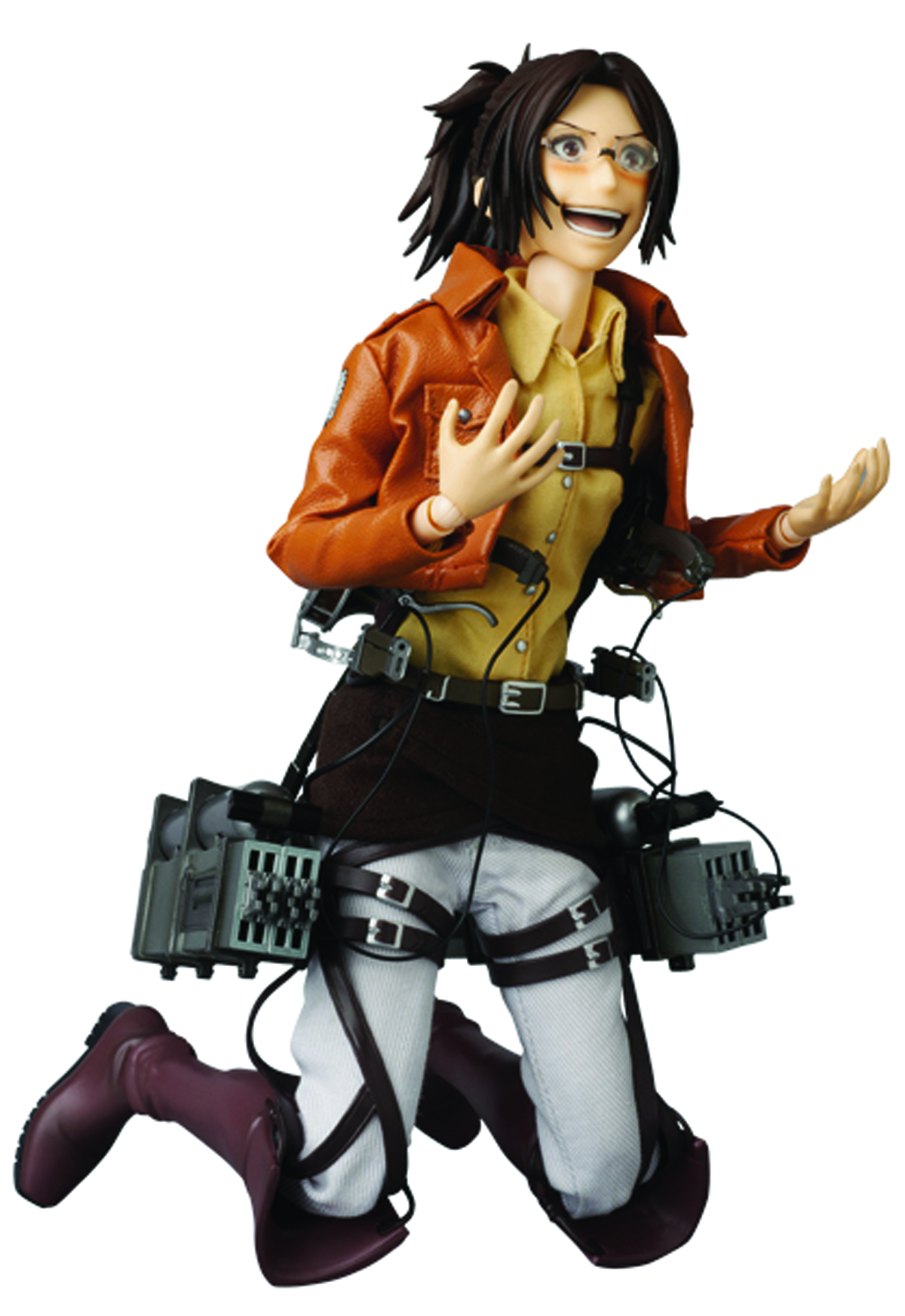ATTACK ON TITAN HANJI ZOE RAH