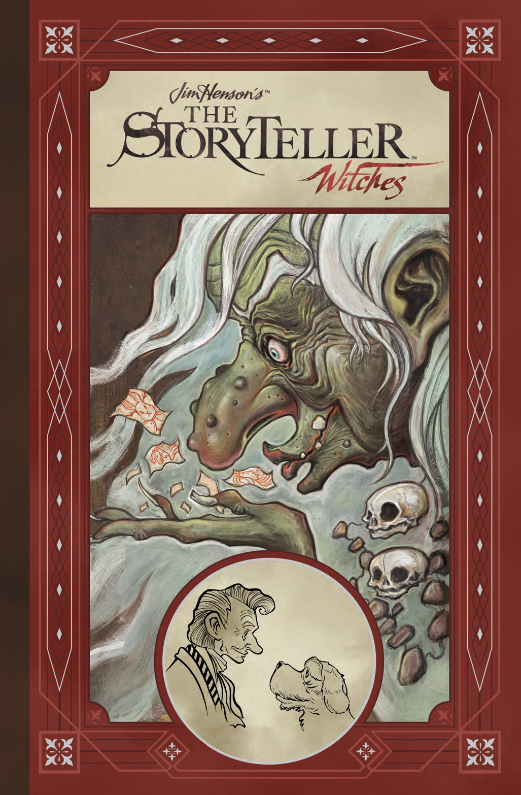 JIM HENSON STORYTELLER WITCHES HC