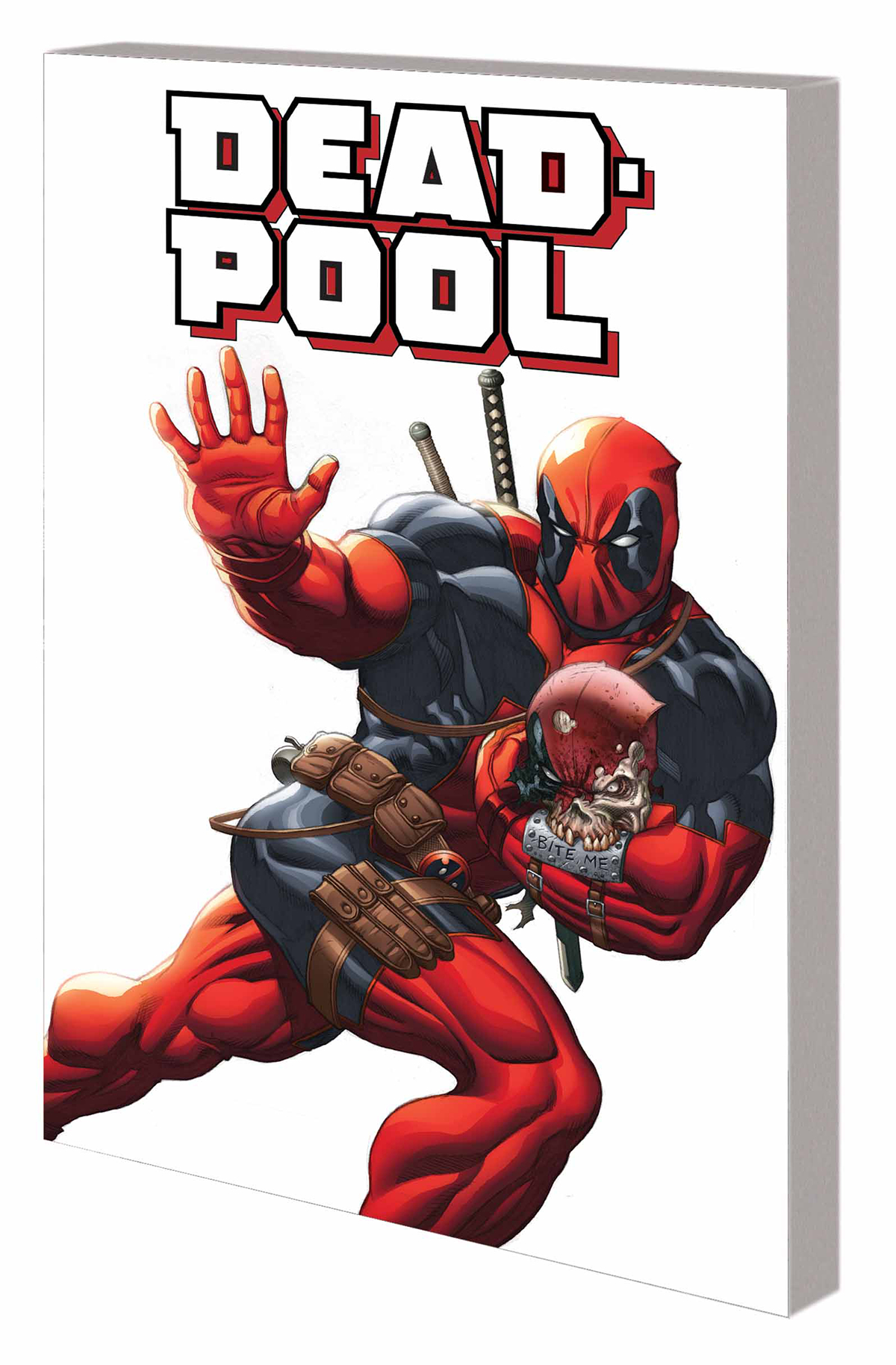 DEADPOOL CLASSIC TP VOL 11 MERC WITH MOUTH