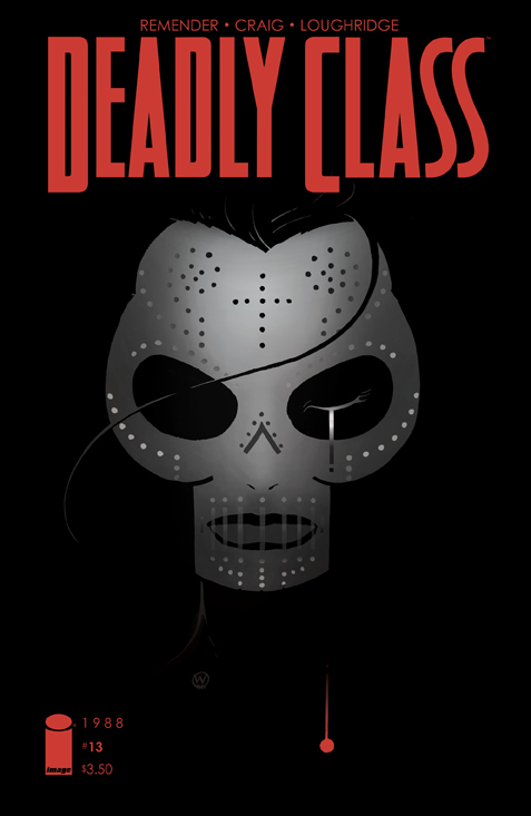 DEADLY CLASS #13 (MR)