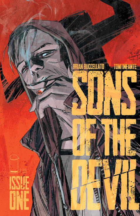 SONS OF THE DEVIL #1 CVR A INFANTE (MR)