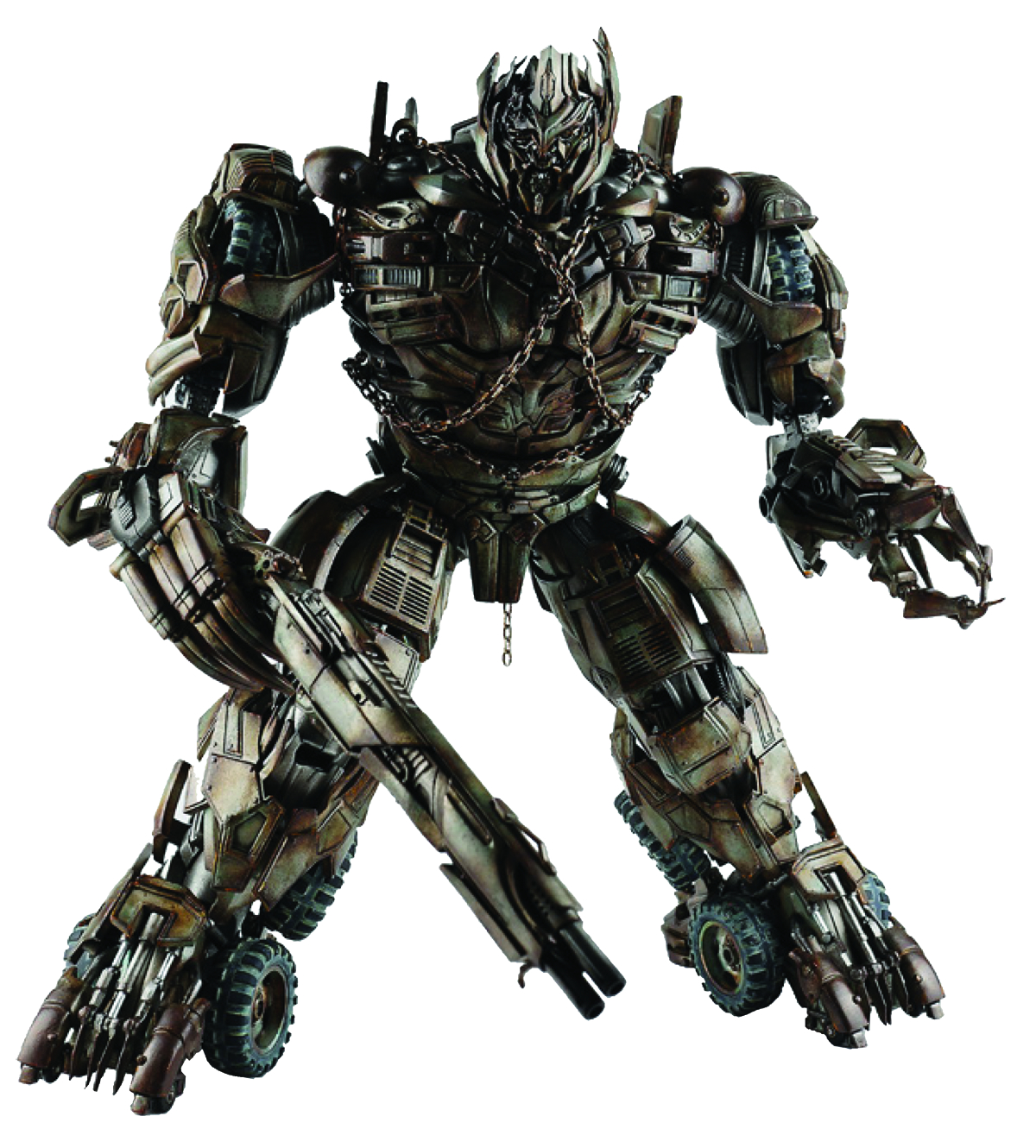 TRANSFORMERS MEGATRON PREMIUM SCALE COLLECTIBLE FIG
