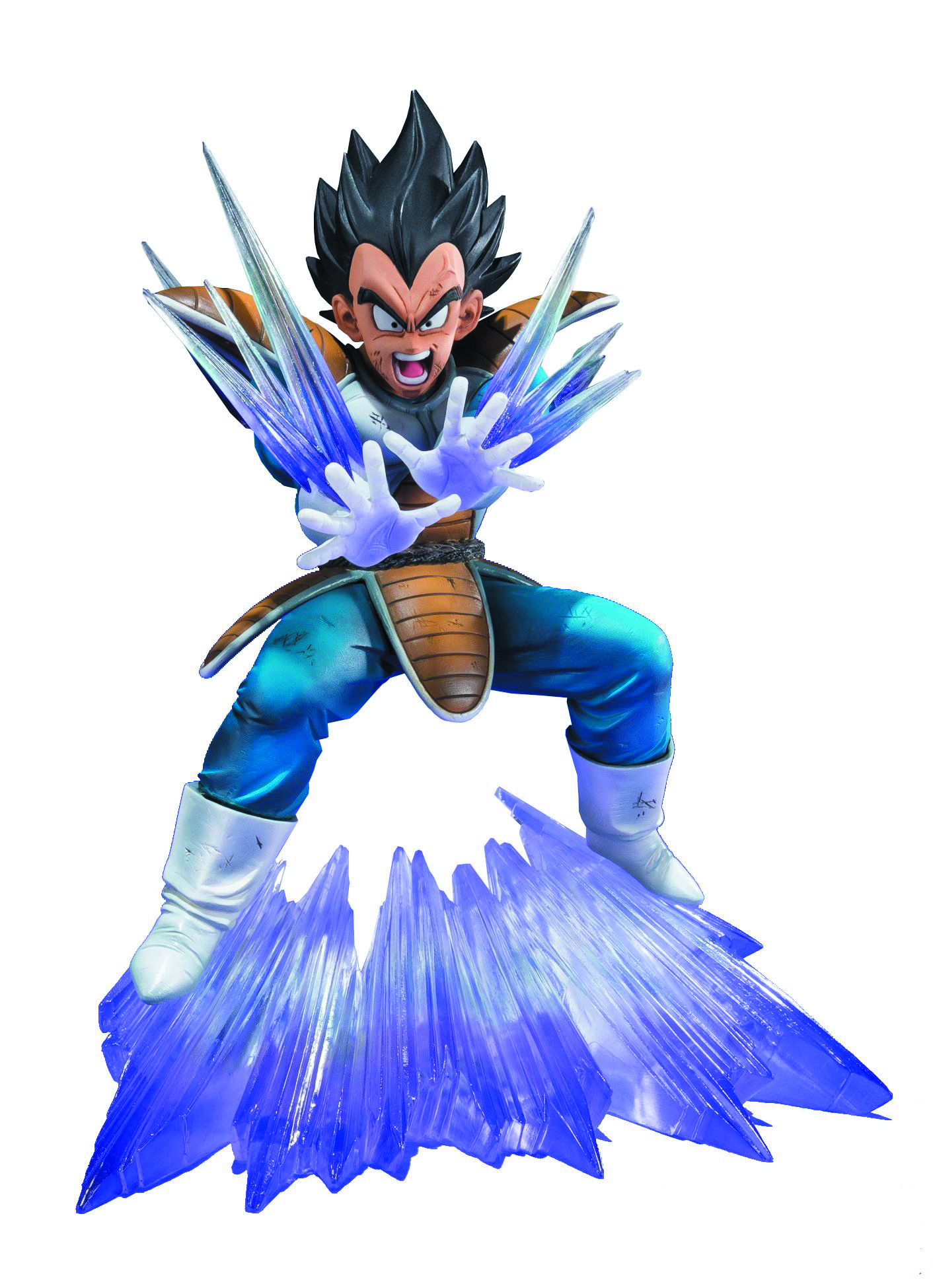 DBZ VEGETA GALICK GUN FIGUARTS ZERO FIG