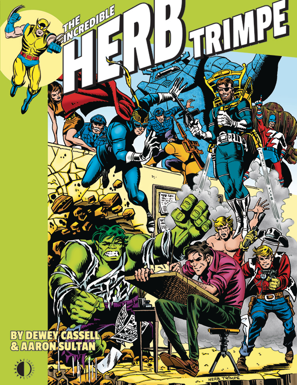 INCREDIBLE HERB TRIMPE HC