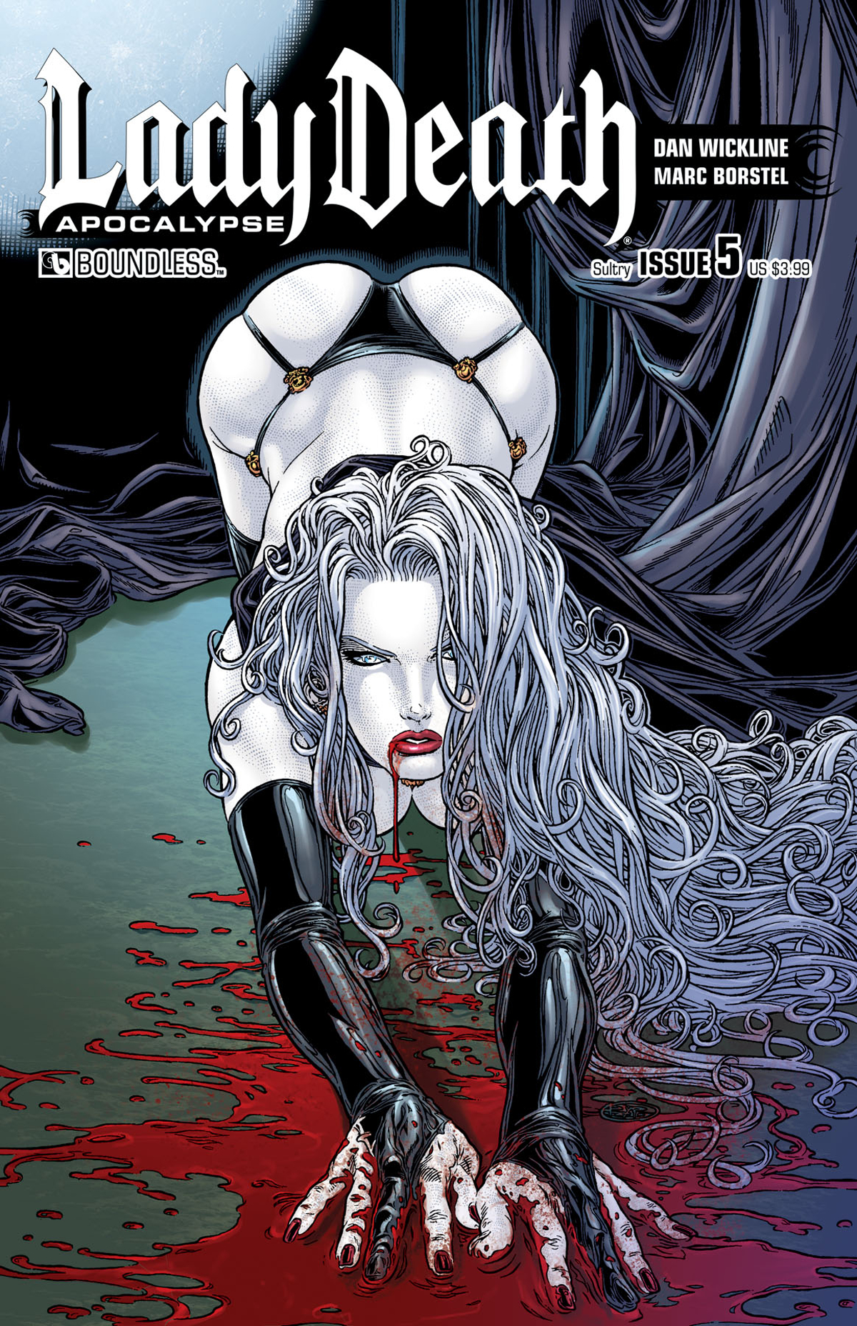 Lady death sex pic
