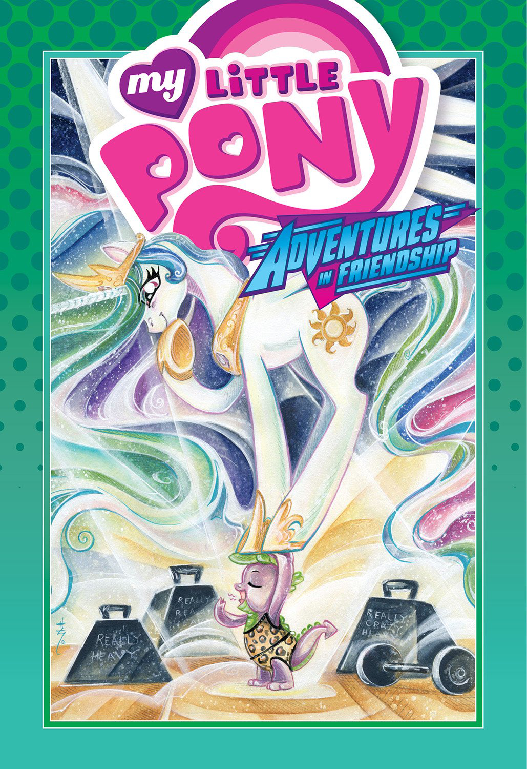 MY LITTLE PONY ADVENTURES IN FRIENDSHIP HC VOL 03
