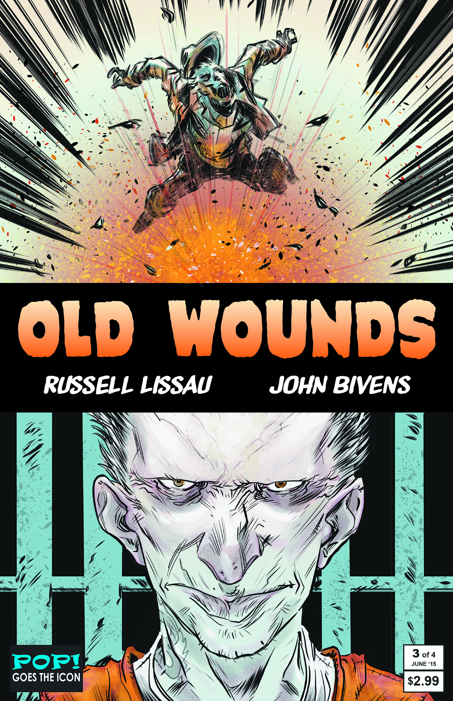 OLD WOUNDS #3