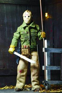 FRIDAY THE 13TH PT 6 JASON 8IN RETRO AF