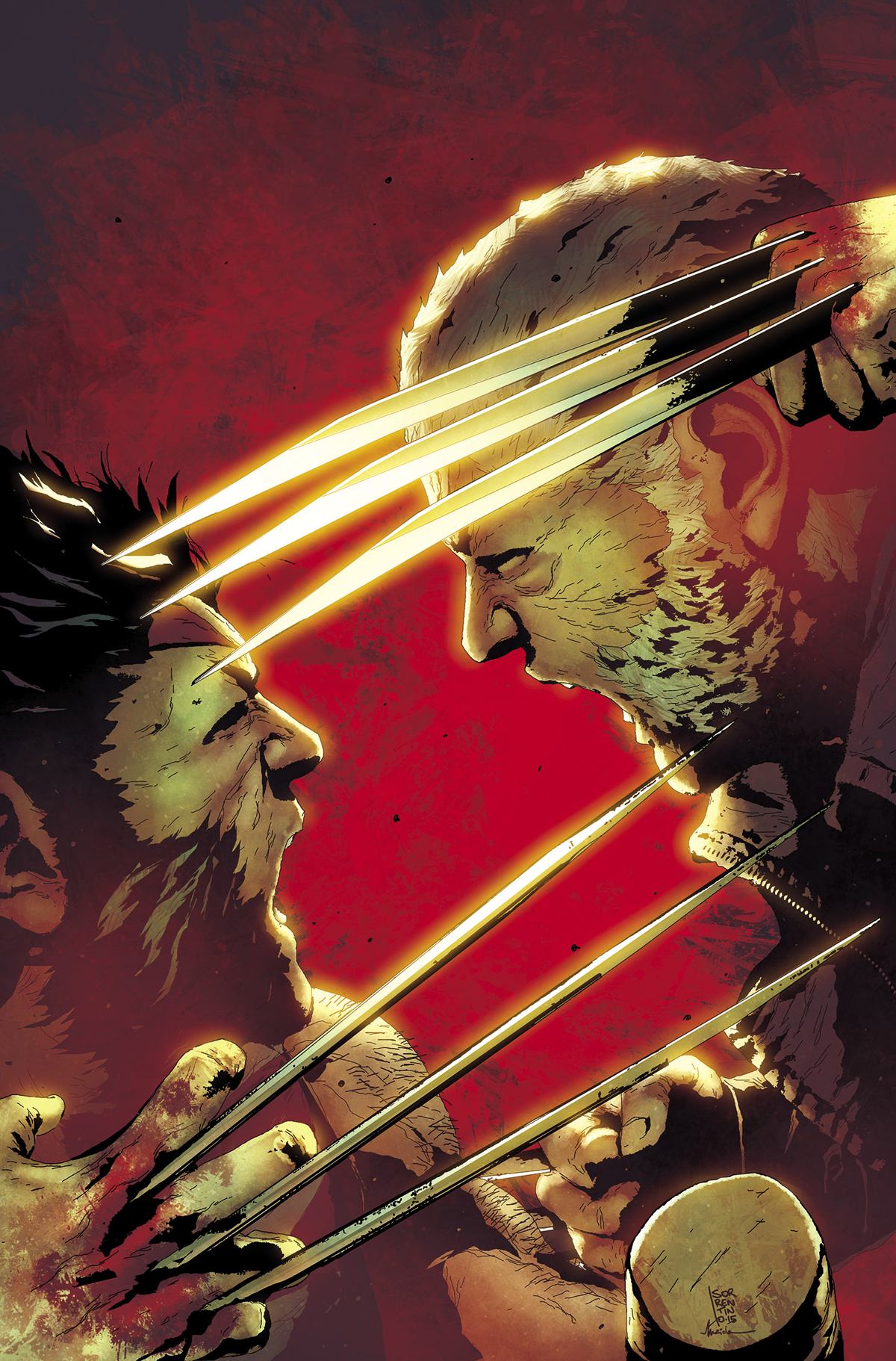 OLD MAN LOGAN #2 SWA