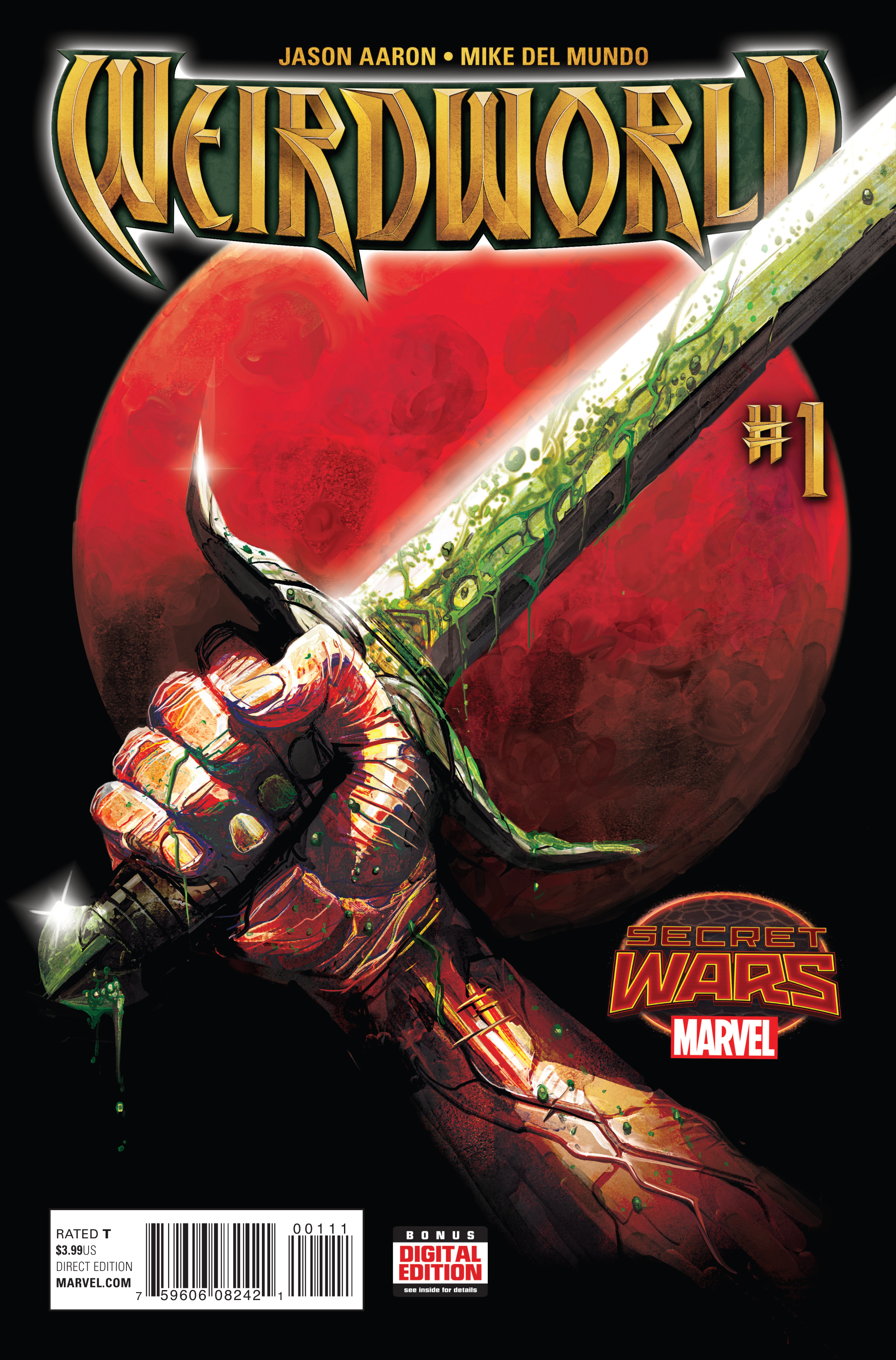 WEIRDWORLD #1 SWA
