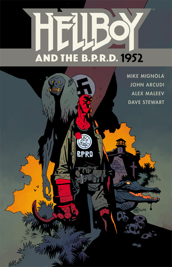 HELLBOY AND THE BPRD 1952 TP (APR150064)