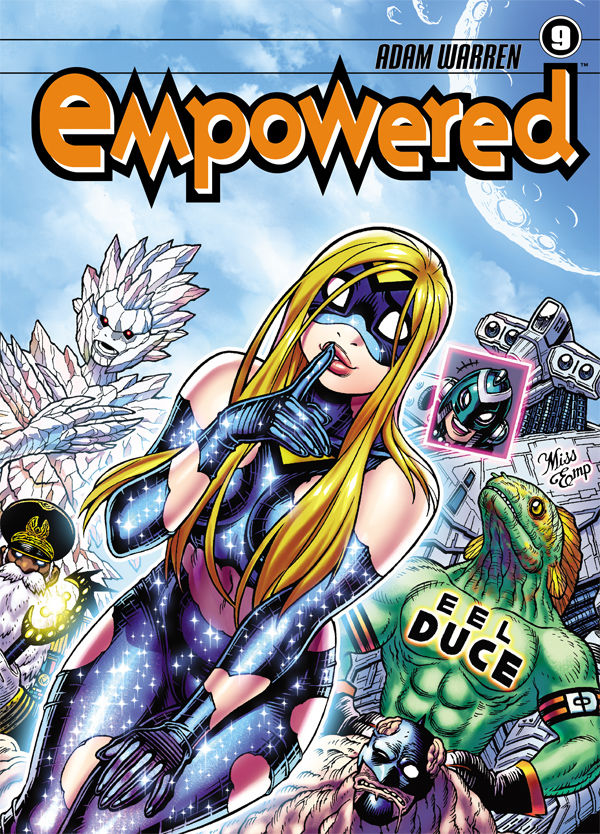 EMPOWERED TP VOL 09