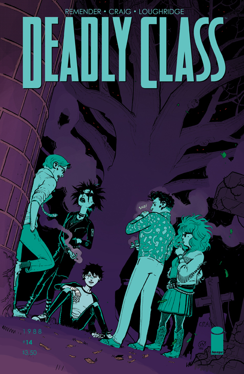 DEADLY CLASS #14 (MR)