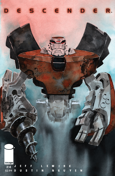 DESCENDER #4 (MR)