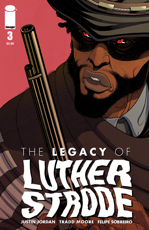 LEGACY OF LUTHER STRODE #3 (MR)