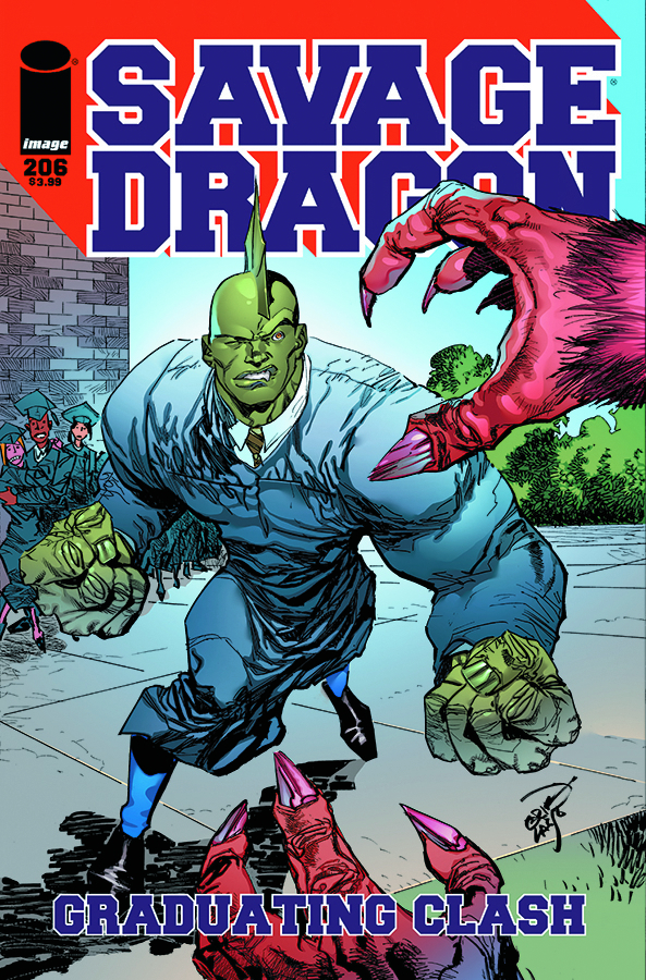 SAVAGE DRAGON #206 (MR)