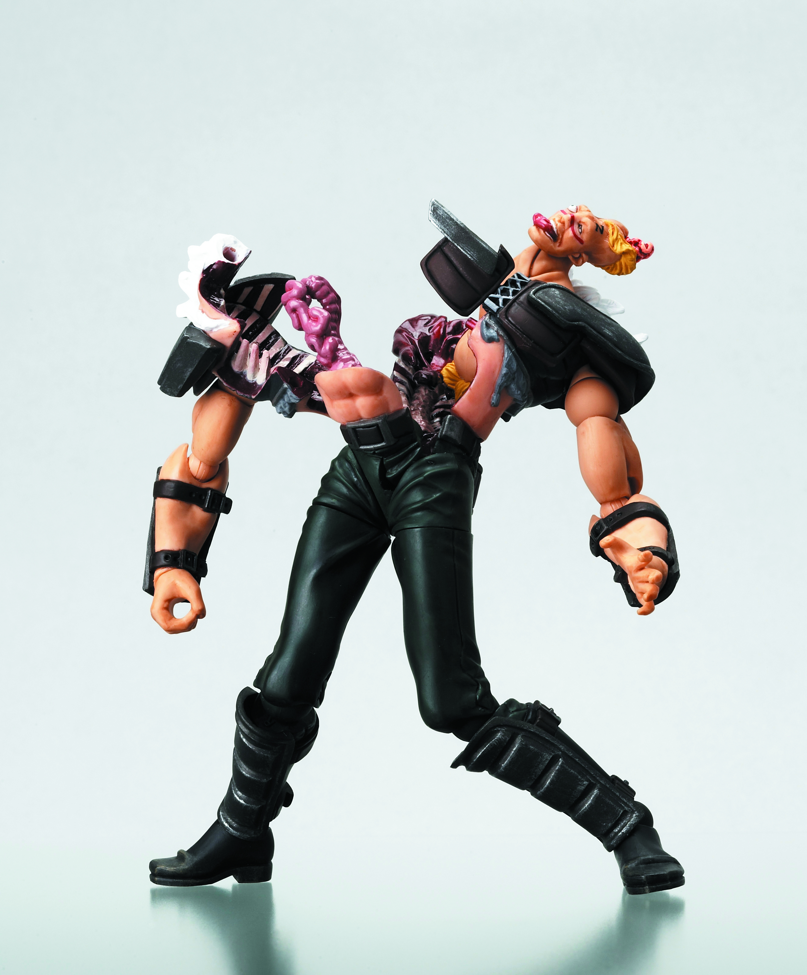 FIST OF THE NORTH STAR LR-007 ZEED FIG