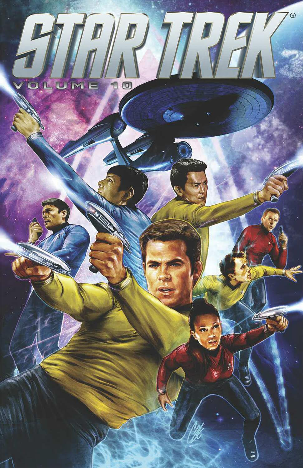 STAR TREK ONGOING TP VOL 10