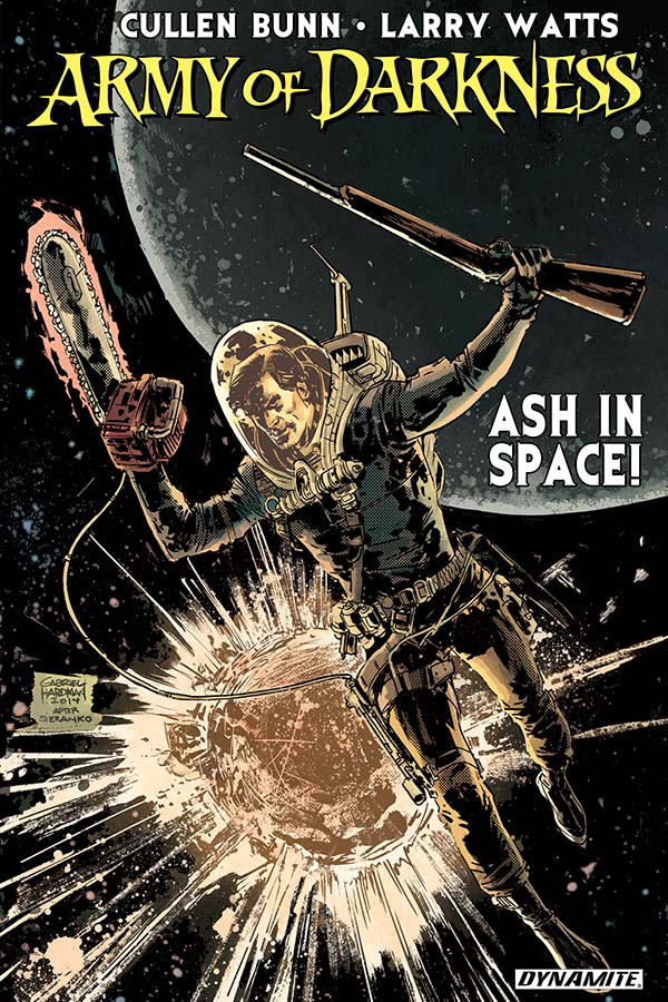 ARMY OF DARKNESS ASH IN SPACE TP