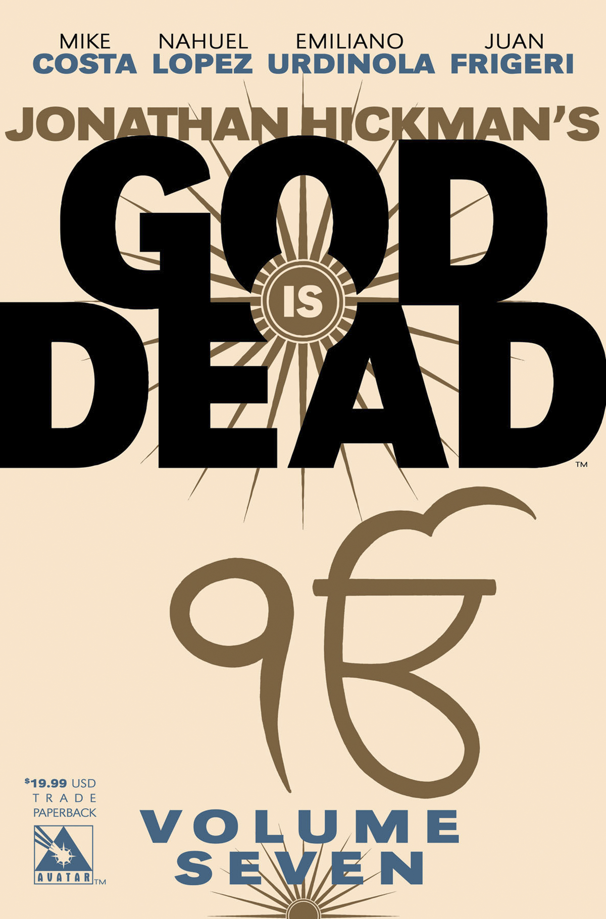 GOD IS DEAD TP VOL 07 (MR)
