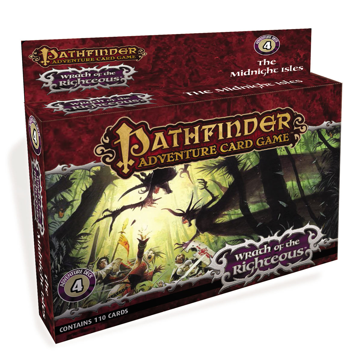 PATHFINDER ACG WRATH RIGHTEOUS ADV DECK 4