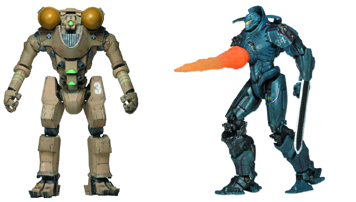 PACIFIC RIM 7-IN SERIES 6 JAEGER AF ASST