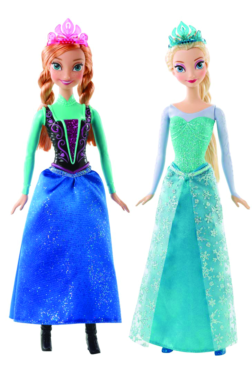 DISNEY FROZEN DOLL ASST