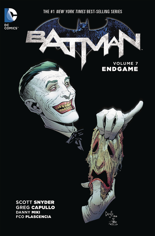 BATMAN HC VOL 07 ENDGAME