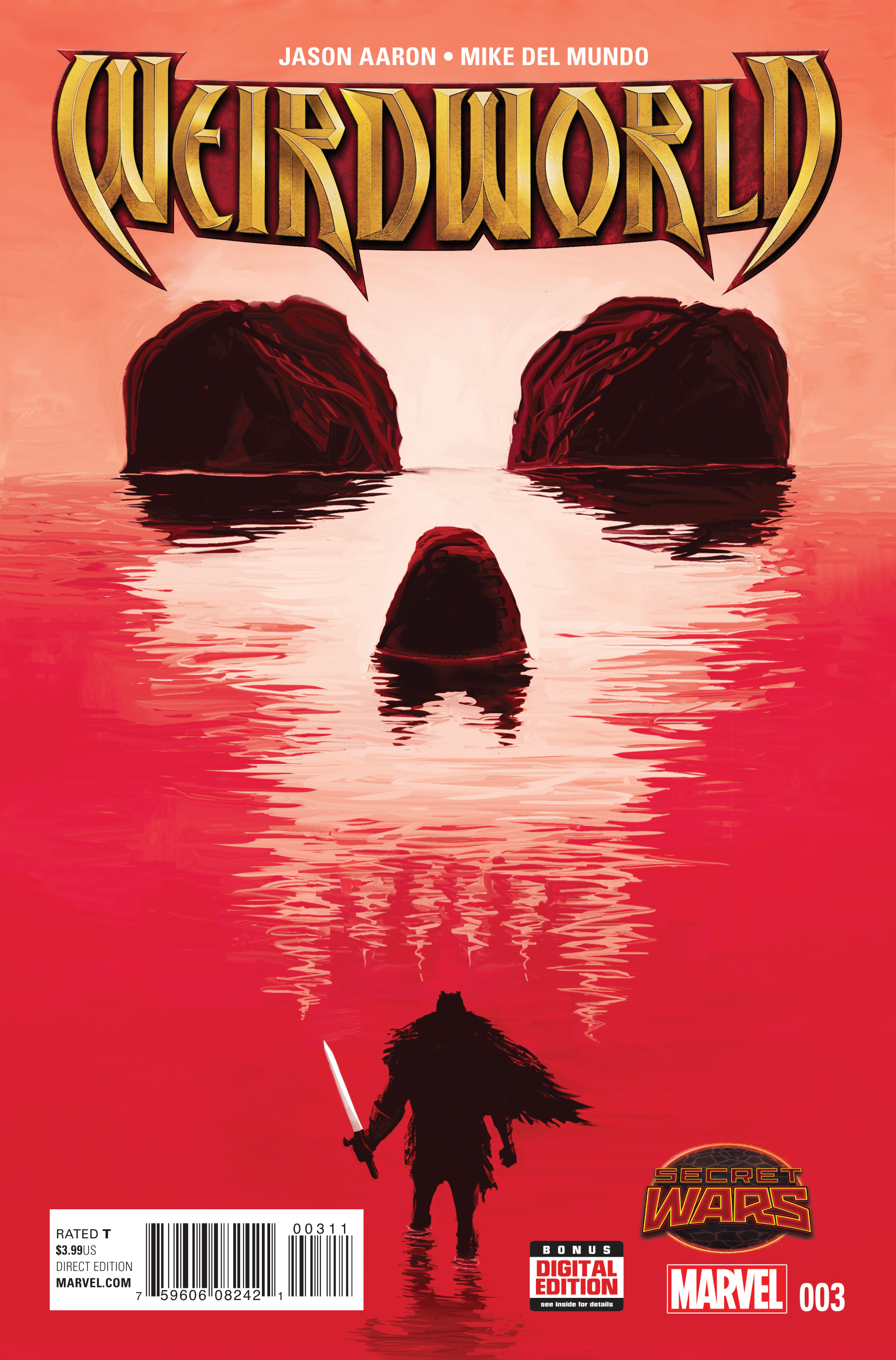 WEIRDWORLD #3 SWA