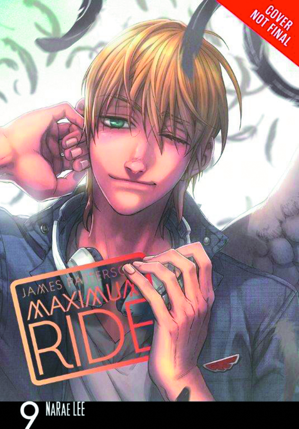 MAXIMUM RIDE TP VOL 09