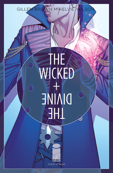WICKED & DIVINE #12 (MR)