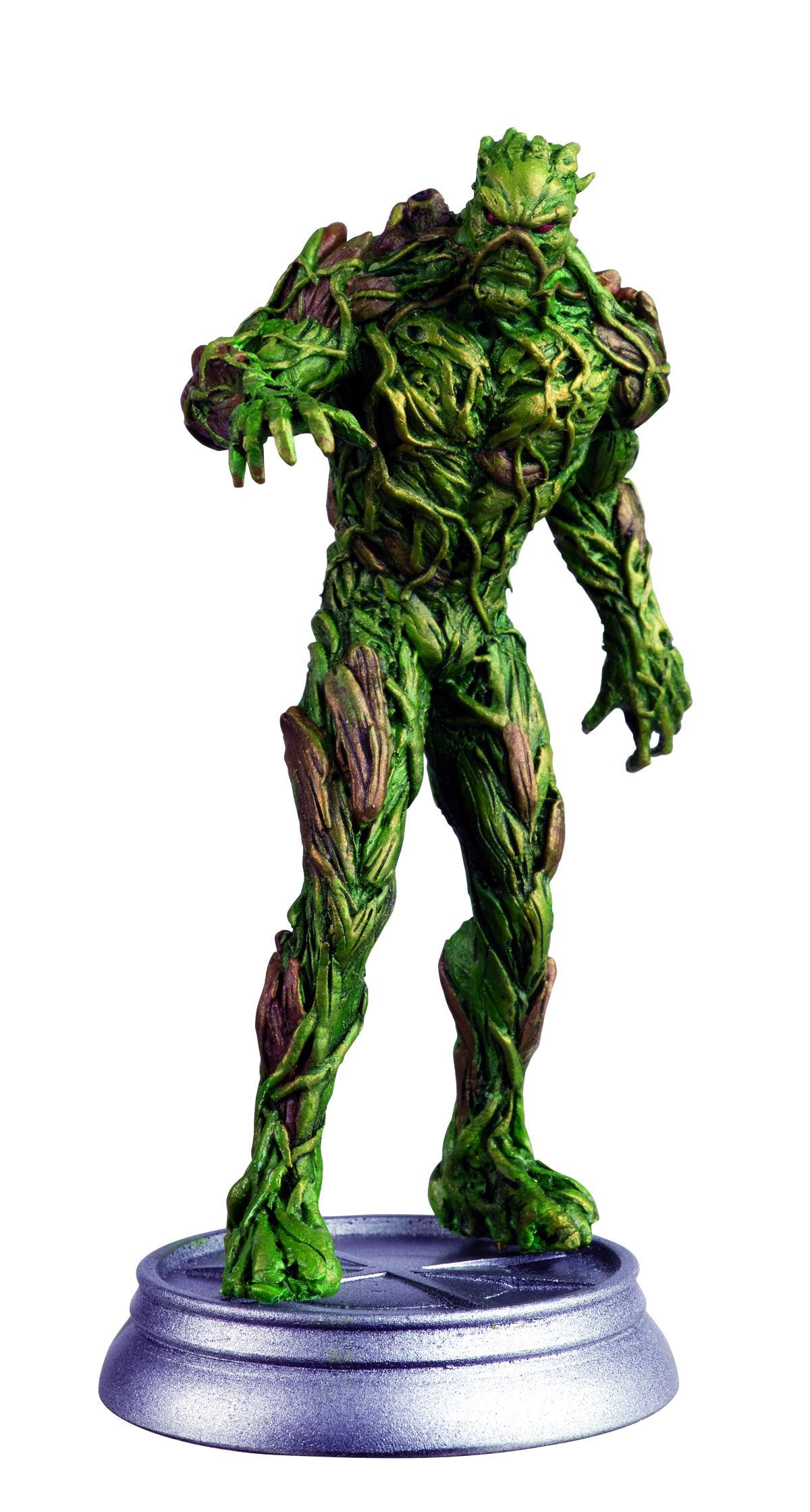 DC SUPERHERO CHESS FIG COLL MAG #90 SWAMP THING WHITE PAWN (