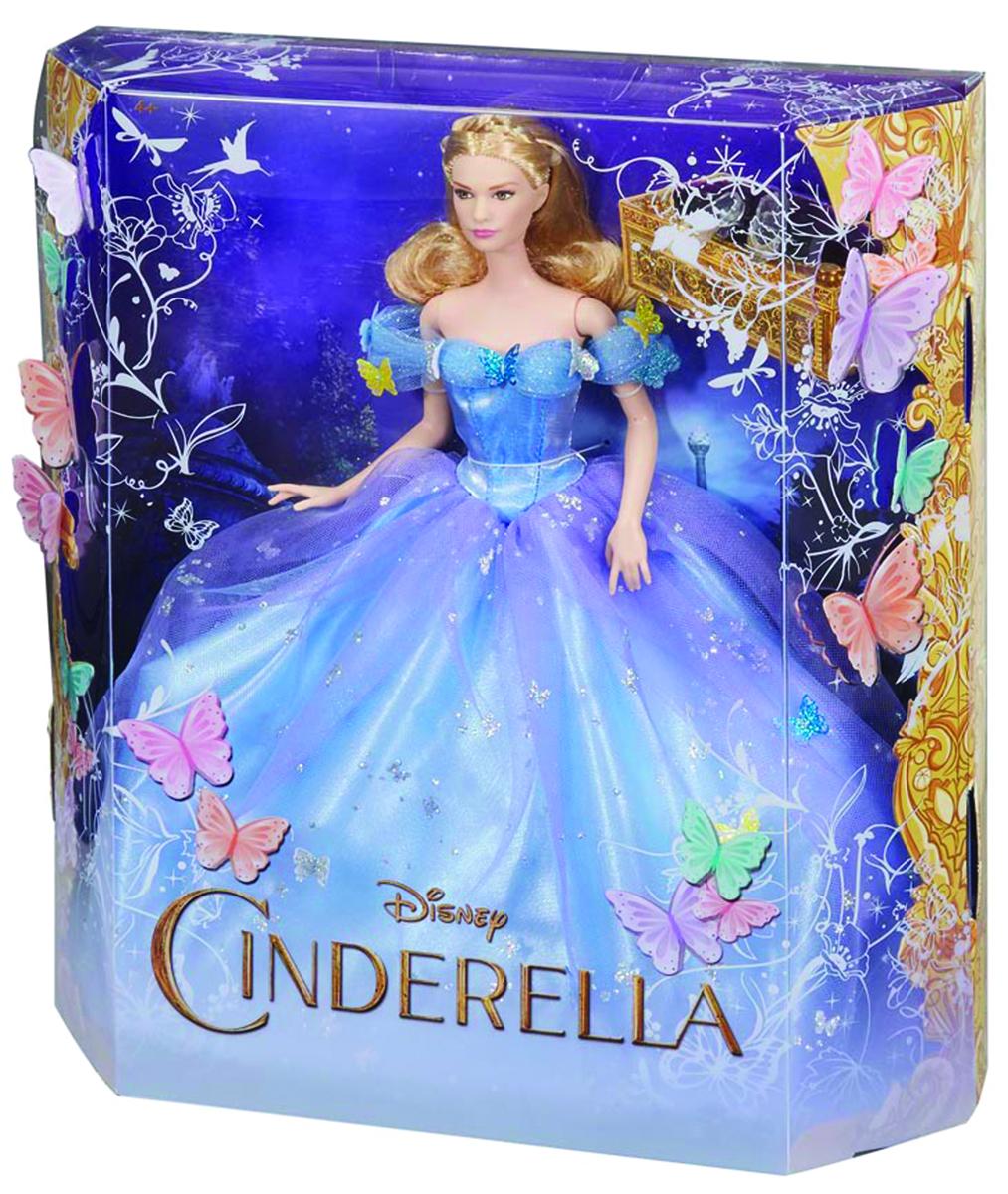 Disney Princess Royal Ball Cinderella Doll: DISNEY CINDERELLA ROYAL BALL DOLL CS