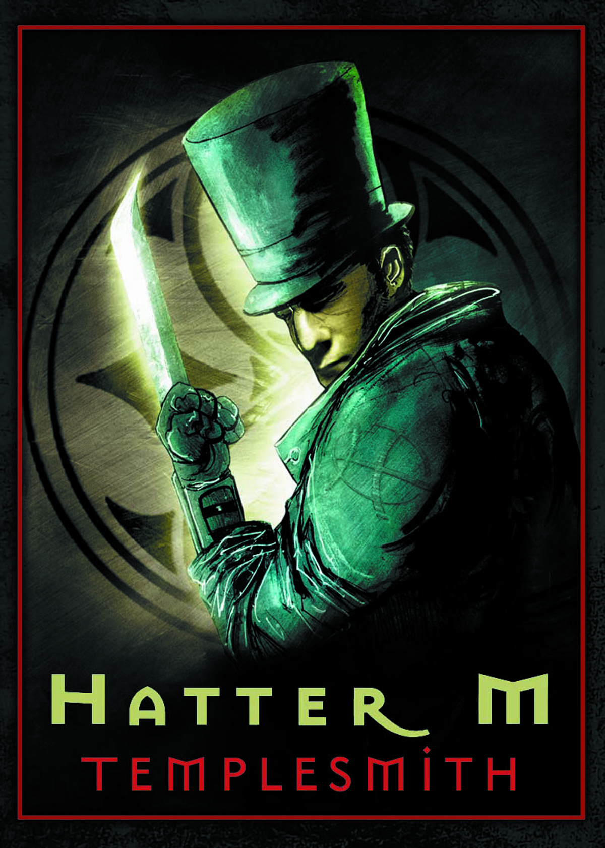 HATTER M 10TH ANN COLL PLAYING CARDS