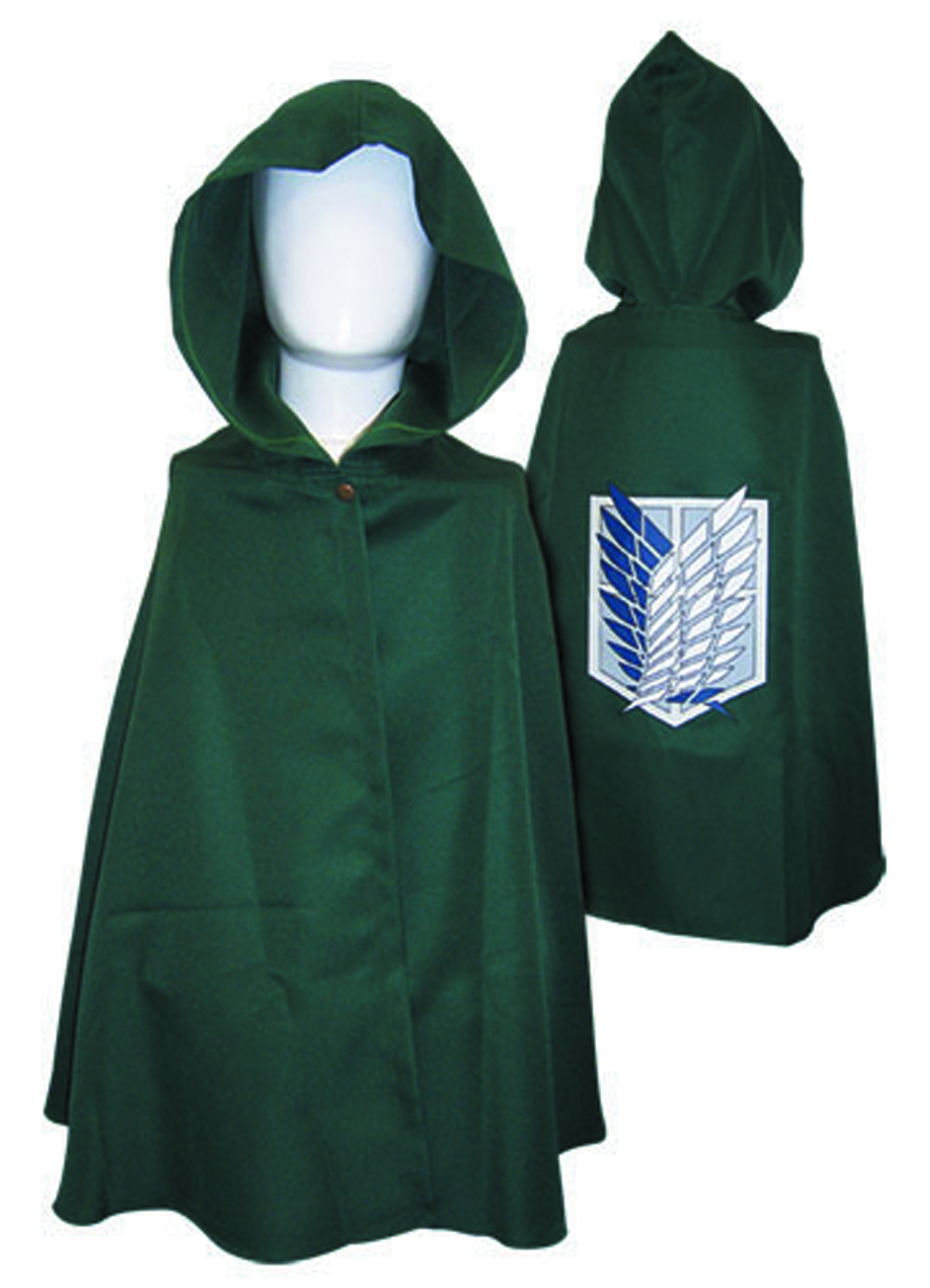 ATTACK ON TITAN SCOUTING LEGION HOODED CLOAK
