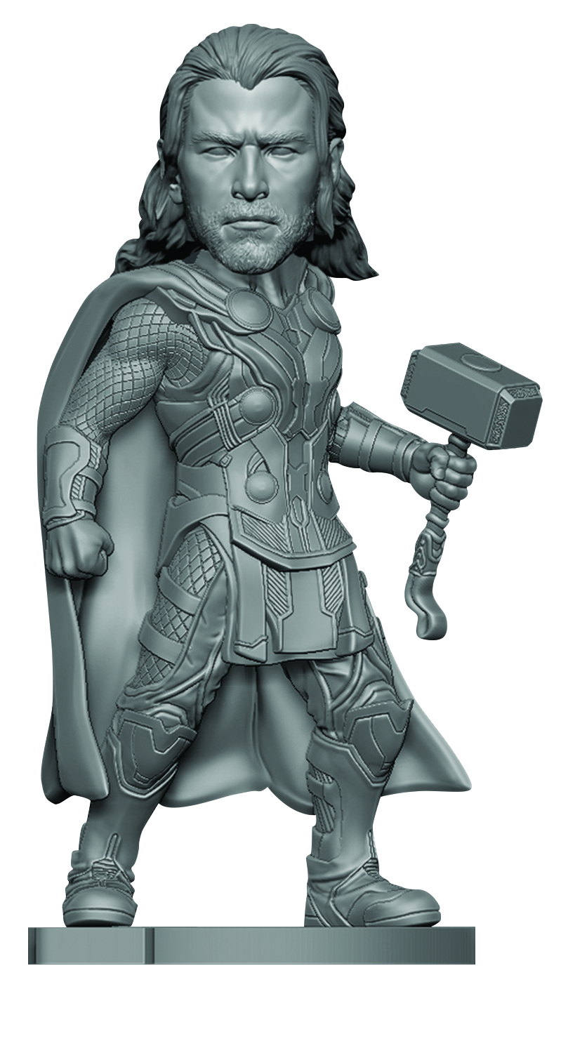AVENGERS AOU THOR EXTREME HEAD KNOCKER