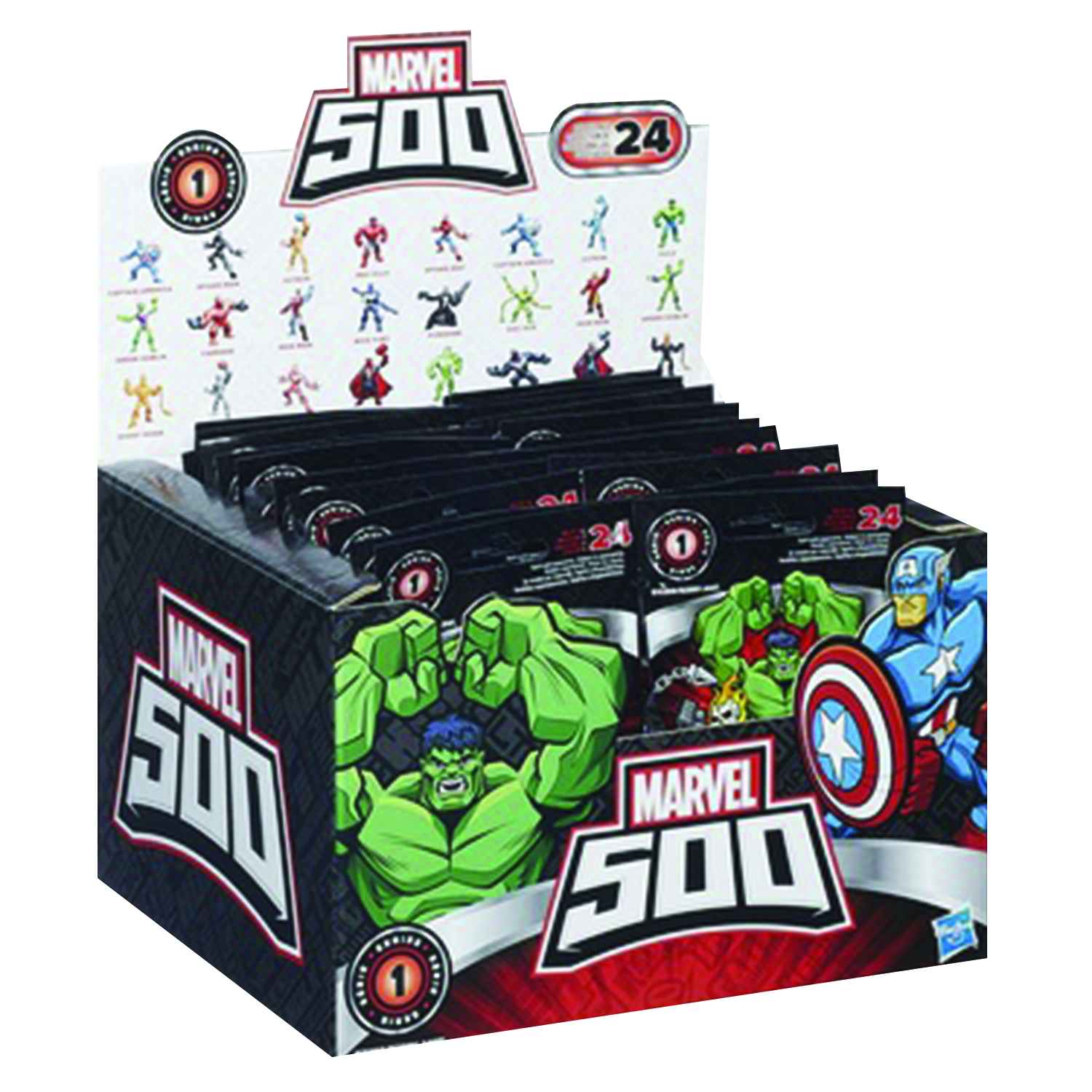 MARVEL 500 2IN COLL FIG BMB DIS 201501