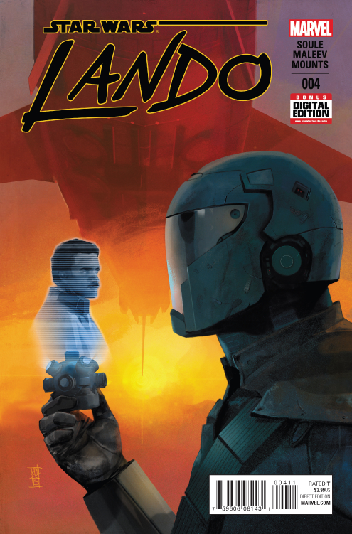 STAR WARS LANDO #4 (OF 5)