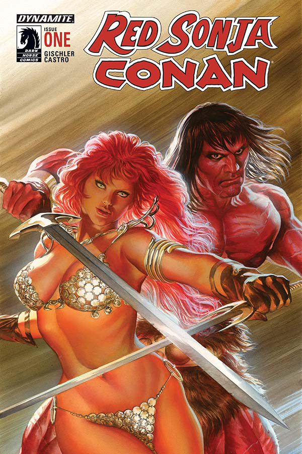 RED SONJA CONAN #1